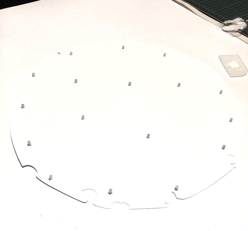Clock engine / Papercut 6