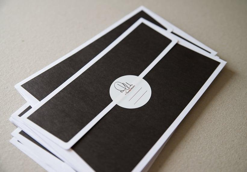 A+N Wedding / Invitation 8