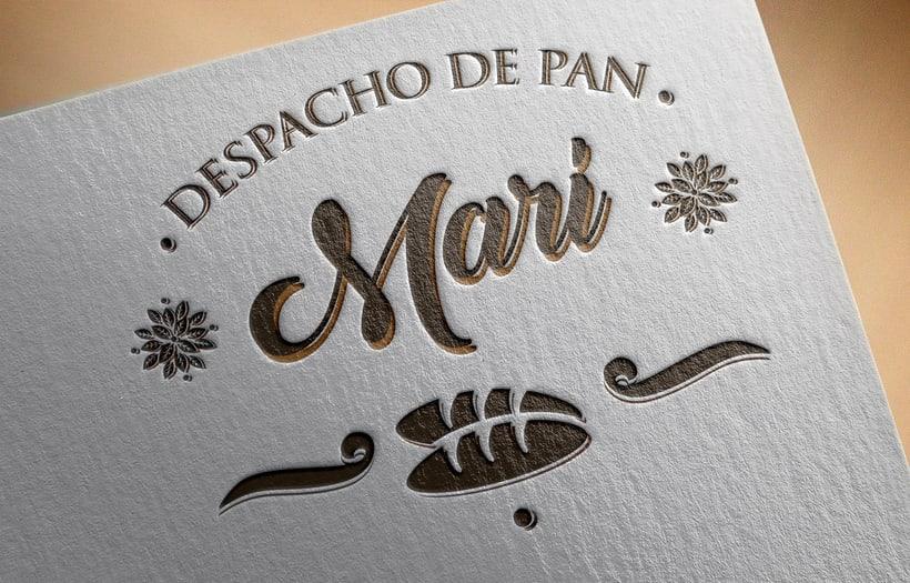 Logotipo para despacho de pan -1