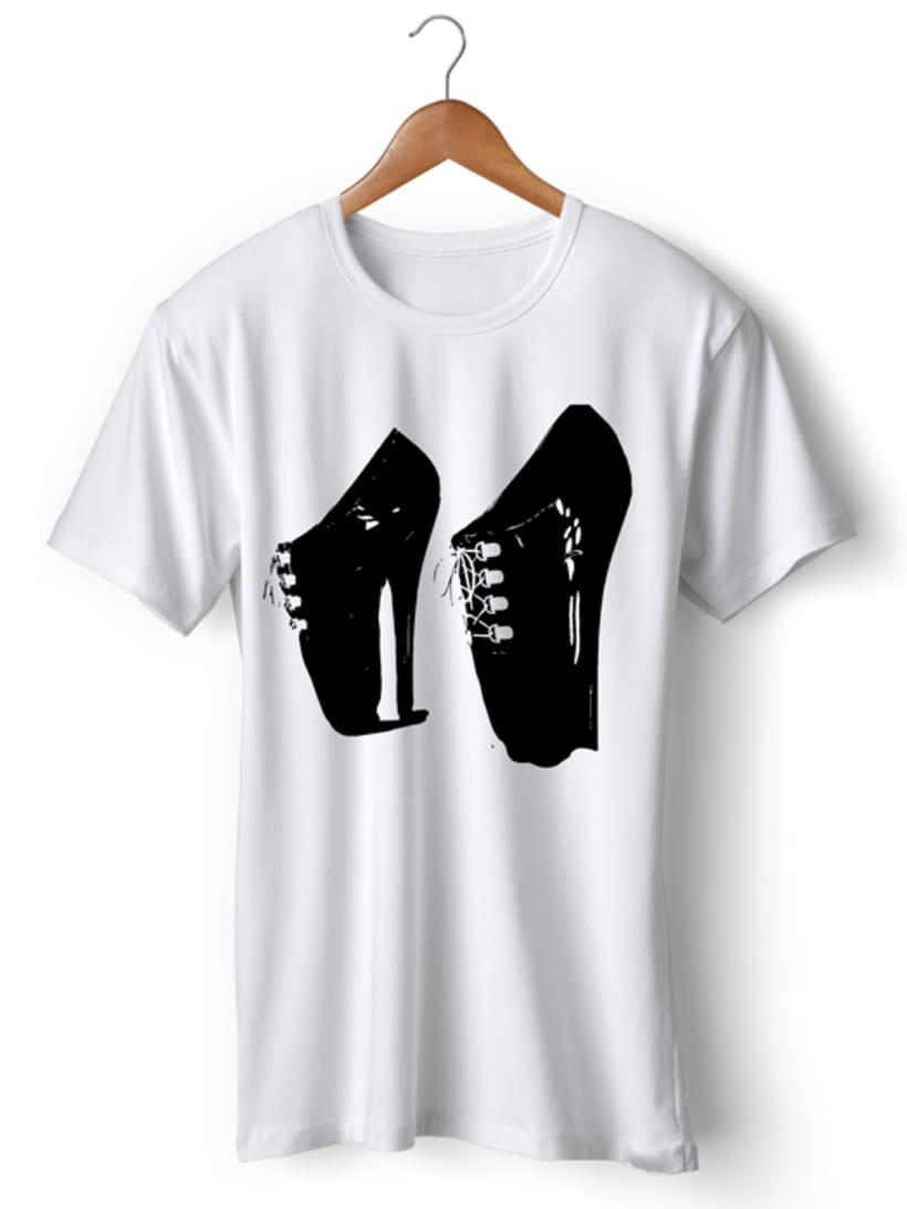 Lip Bich T-Shirt 9