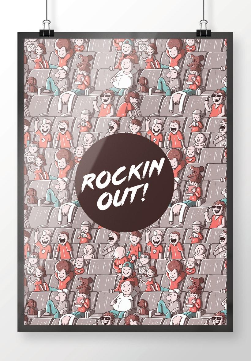 Rockin Out! 1