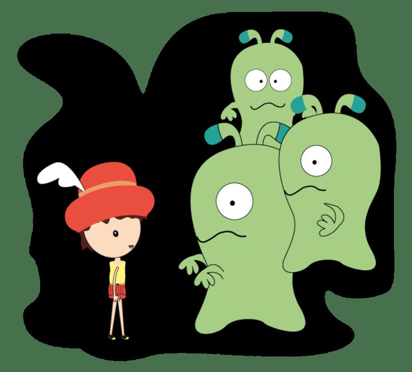 La princesa Carlota y su dragón mascota & Buba, el dragón mascota de la princesa Carlota 3