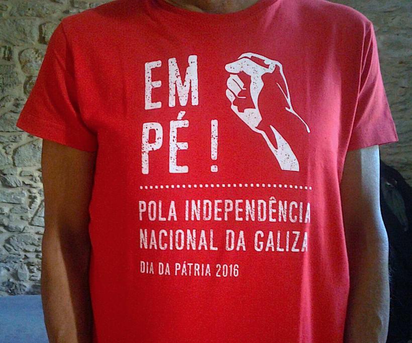 Campanha Dia da Pátria 2016 para Colectivo Independentistas Galegos 5