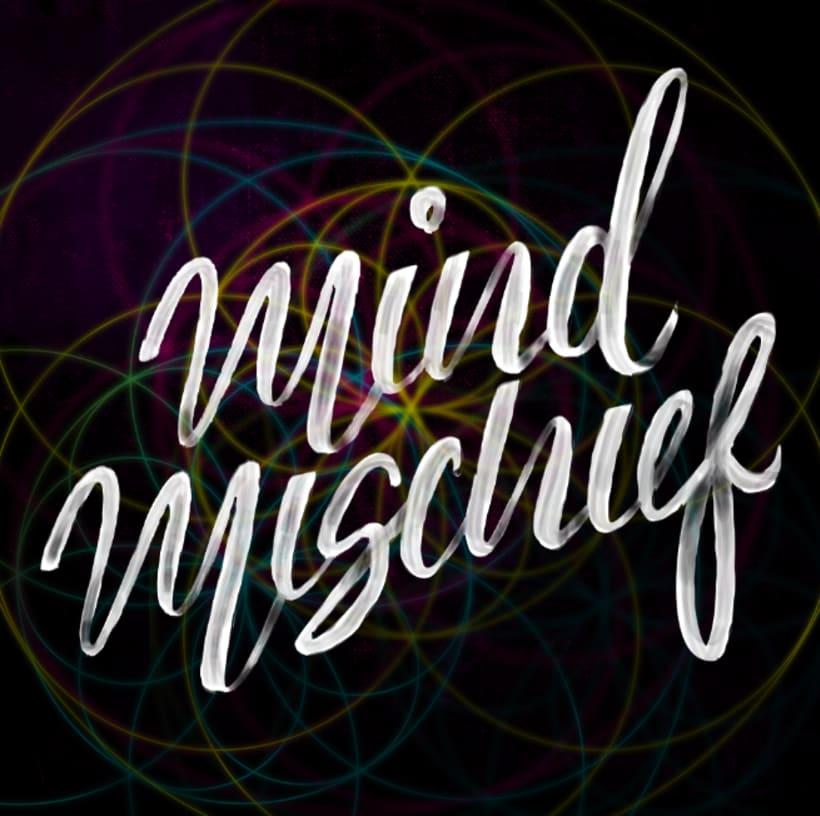 Mi Proyecto del curso: Los secretos dorados del lettering Mind Mischief 4
