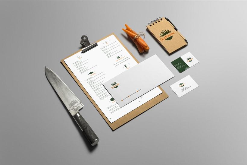 Identidad Corporativa - Food Truck  4