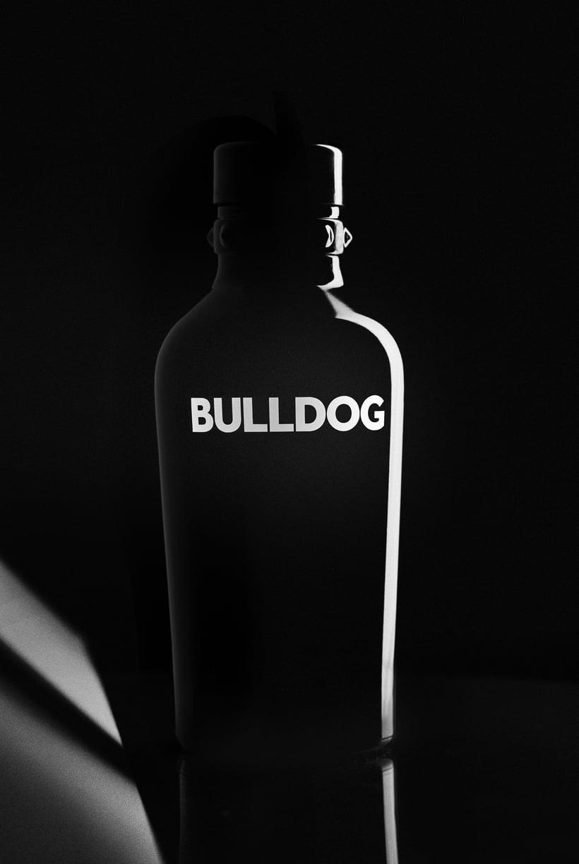 Mi Proyecto del curso: Fotografía de Producto Bulldog Gin 0
