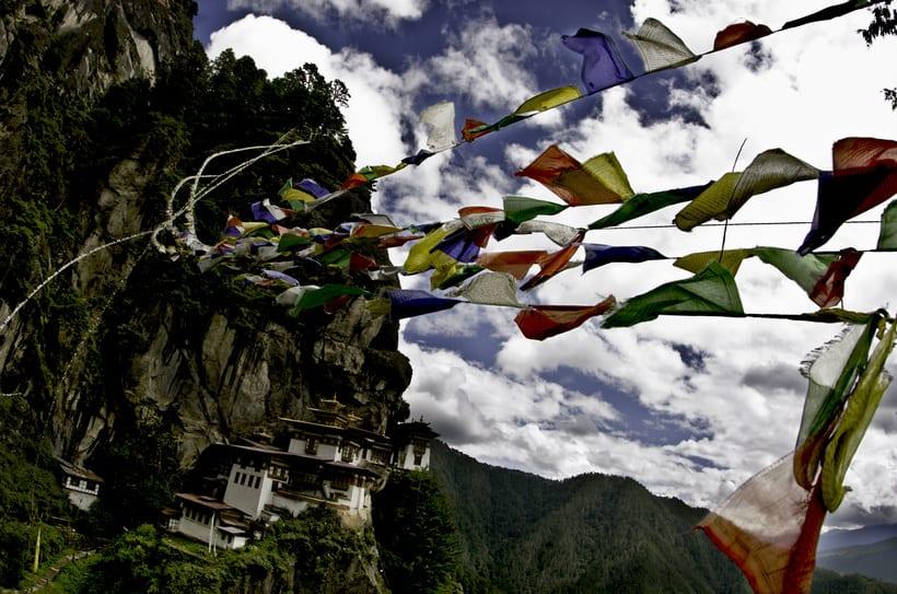 Nido del Tigre (Buthan) -1