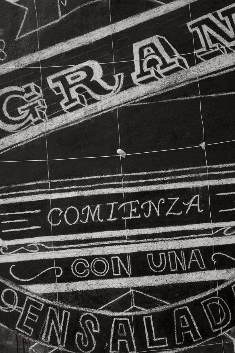 Chalkboard lettering 4
