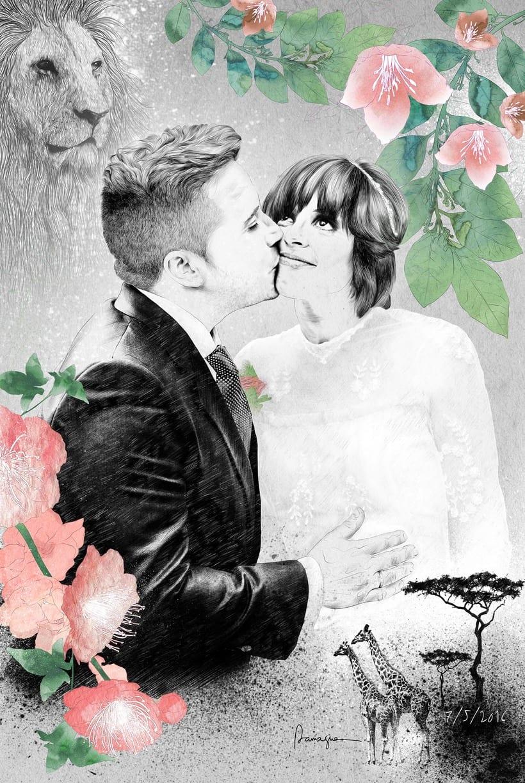 Retrato de boda (encargo) 0