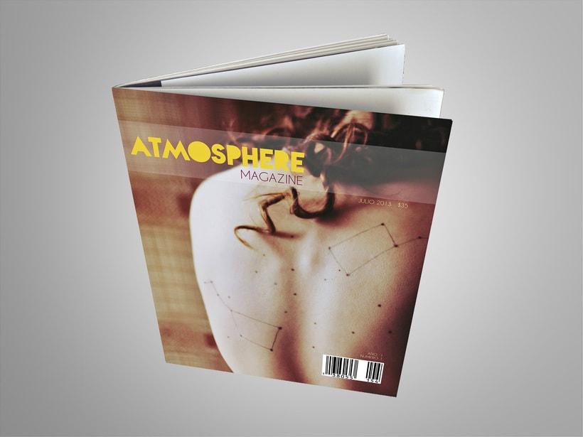 Atmosphere magazine  -1
