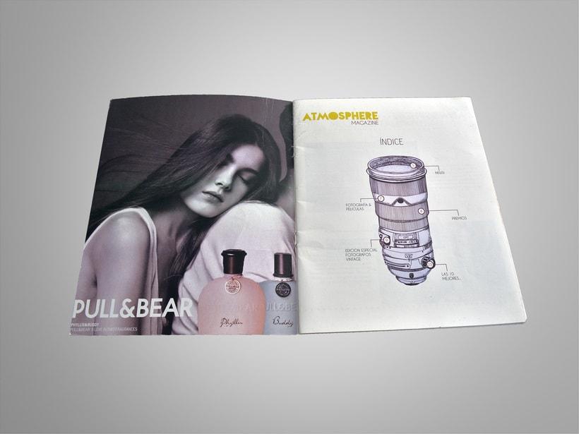 Atmosphere magazine  0