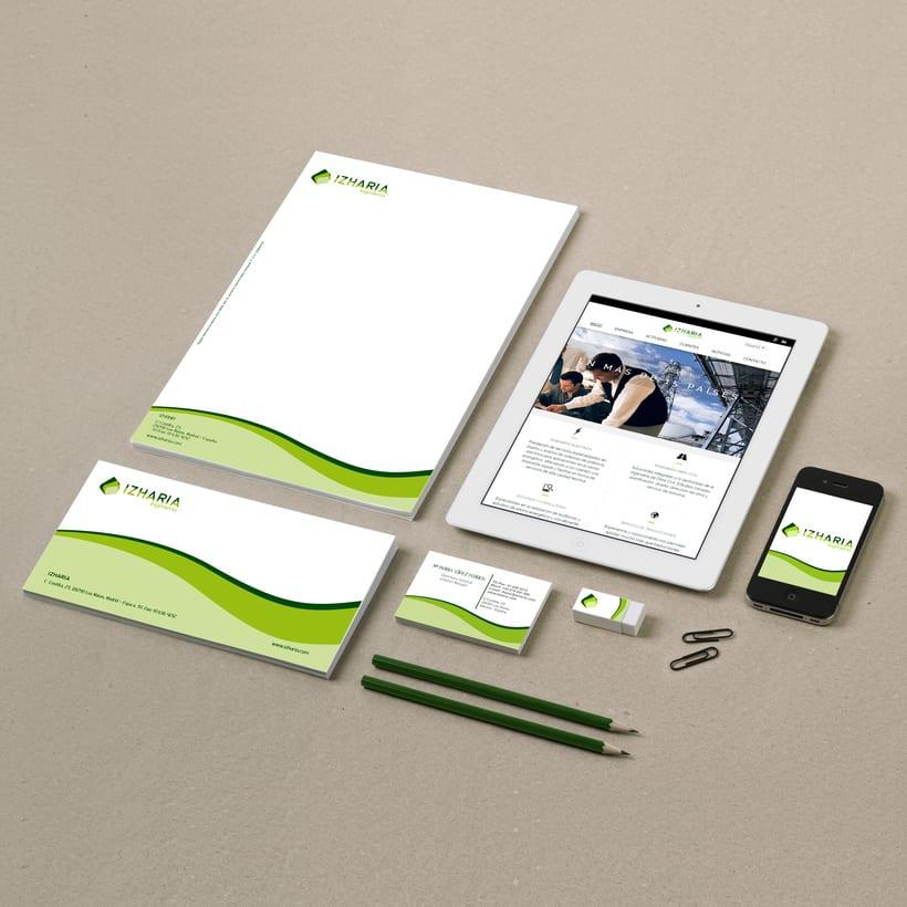 Branding & Identidad corporativa 3