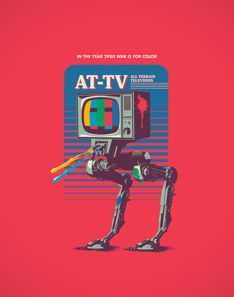 AT-TV (All Terrain Television) -1