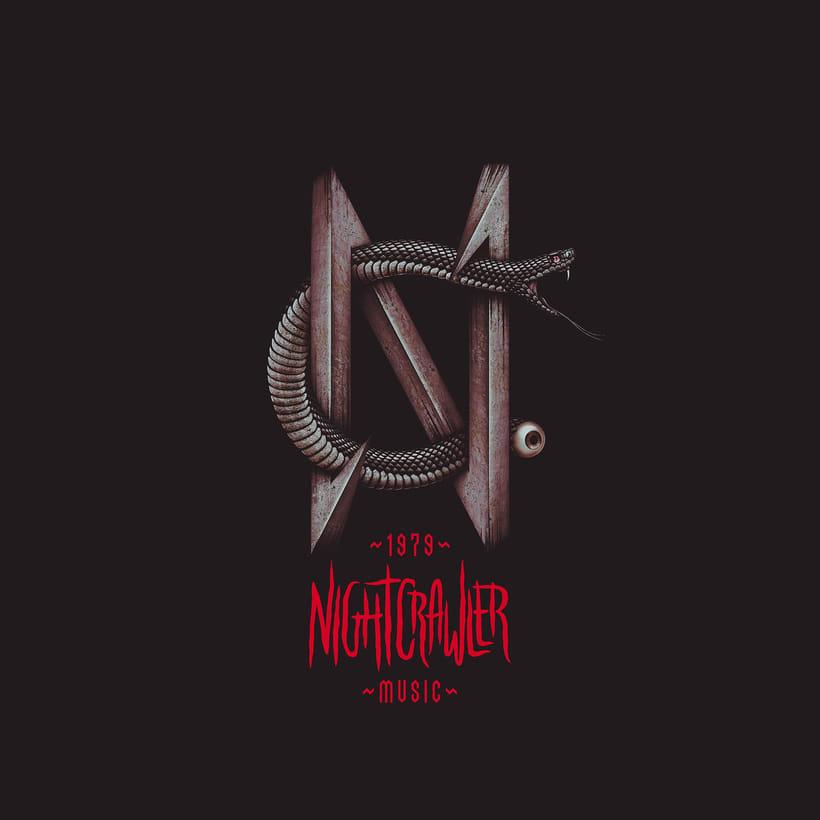 Nightcrawler Logo 4