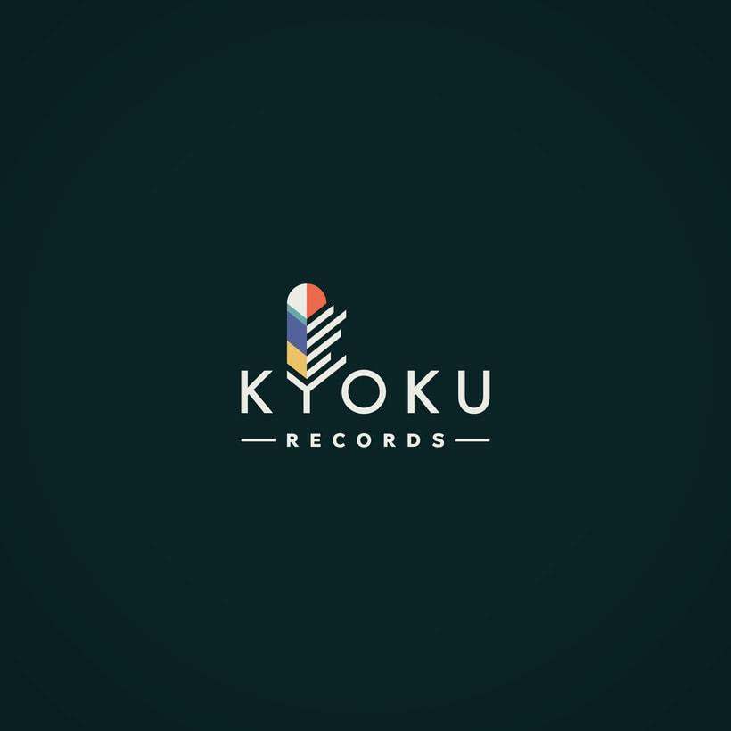 KYOKU Records Logo 2