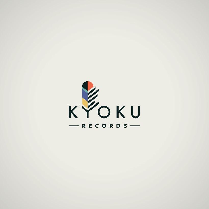 KYOKU Records Logo 1
