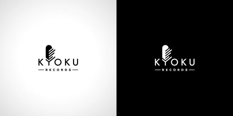 KYOKU Records Logo 3