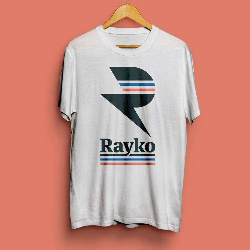 Rayko Logo 6