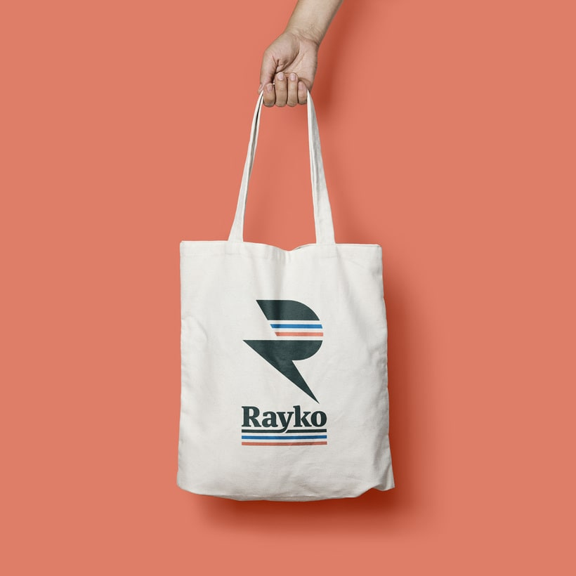 Rayko Logo 8