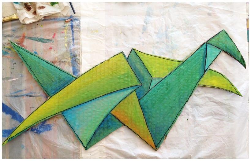 Ilustración para diseño de Vidriera/Escaparate - Alarte Espacio Creativo - 10