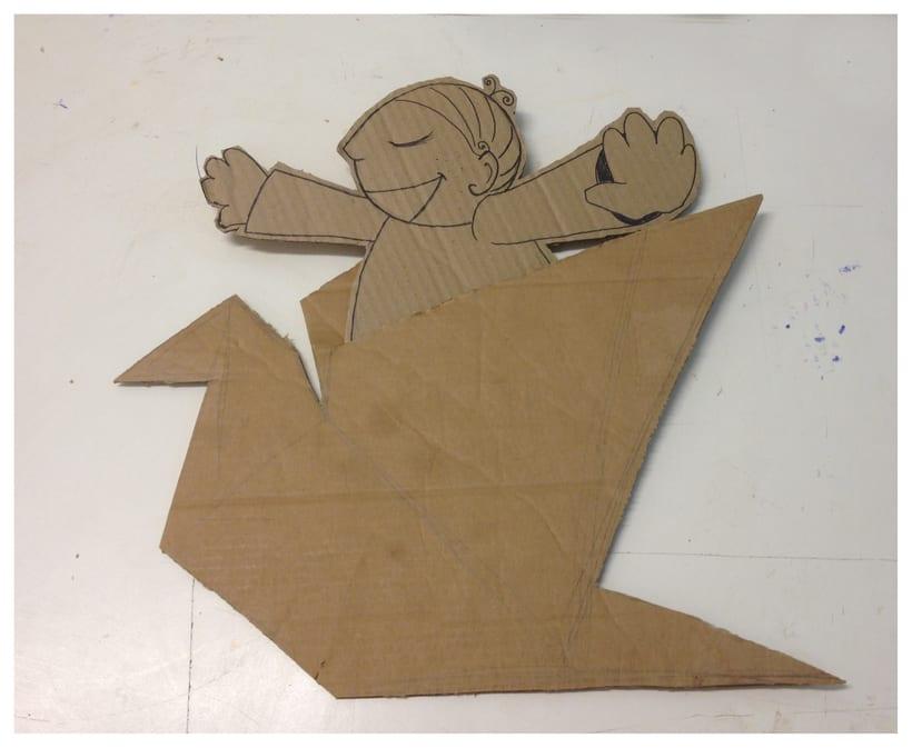 Ilustración para diseño de Vidriera/Escaparate - Alarte Espacio Creativo - 17