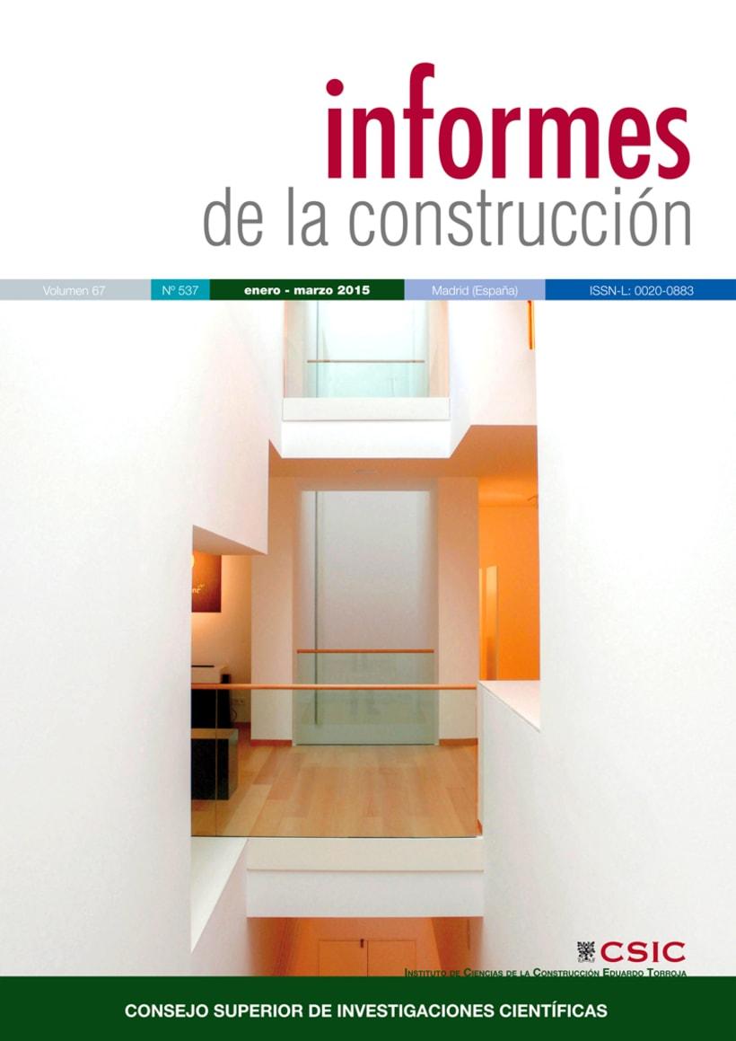 Revista Informes de la Construcción 0