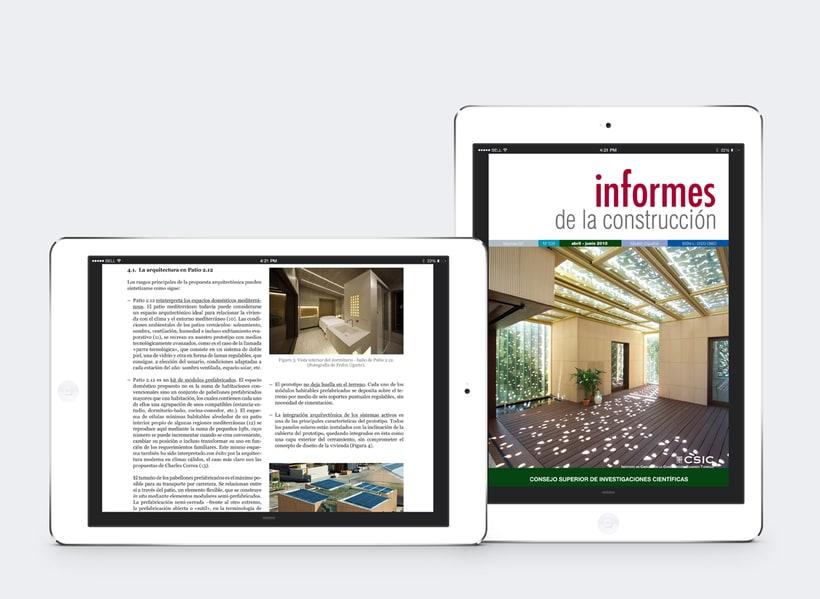 Revista Informes de la Construcción 4