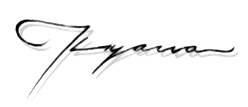 Tipografía - Firma -1