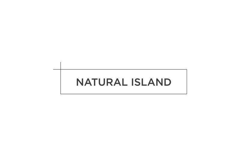 Natural island  -1