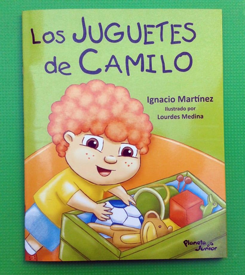 Los Juguetes de Camilo -1