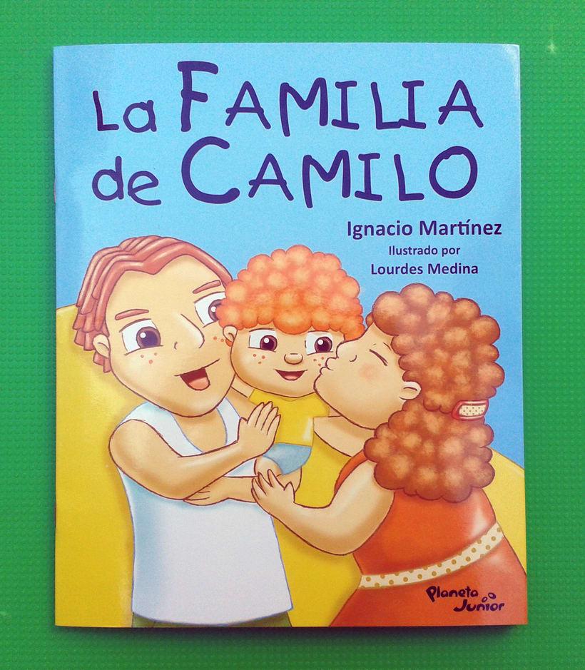 """La Familia de Camilo"" Autor: Ignacio Martínez -1"
