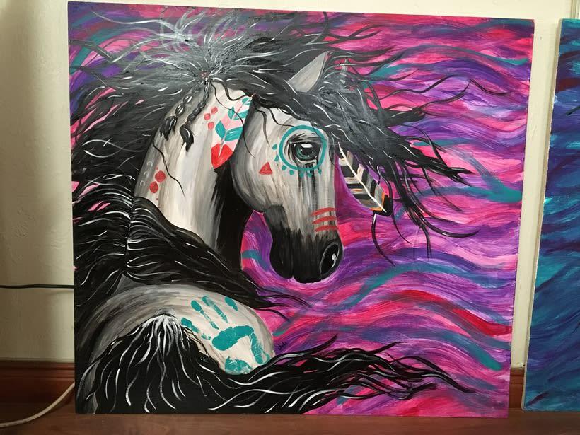 Pinturas, rayas y locura 14