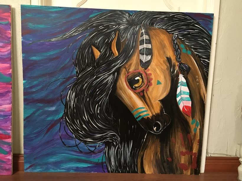 Pinturas, rayas y locura 15