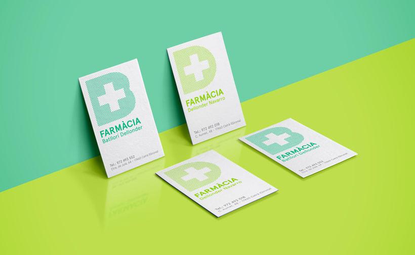 Farmàcia Dellonder - Batllori 0