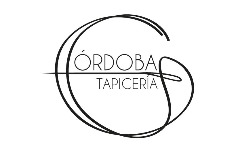 Córdoba Tapicería - Imagen corporativa 0