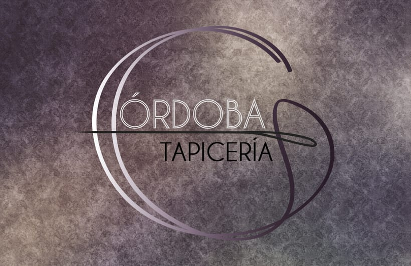 Córdoba Tapicería - Imagen corporativa 2