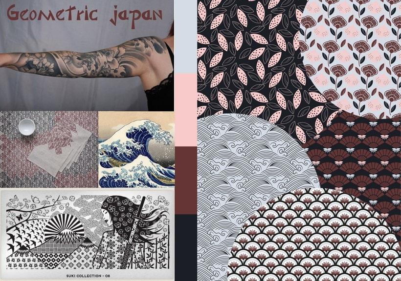 Geometric Japan 0