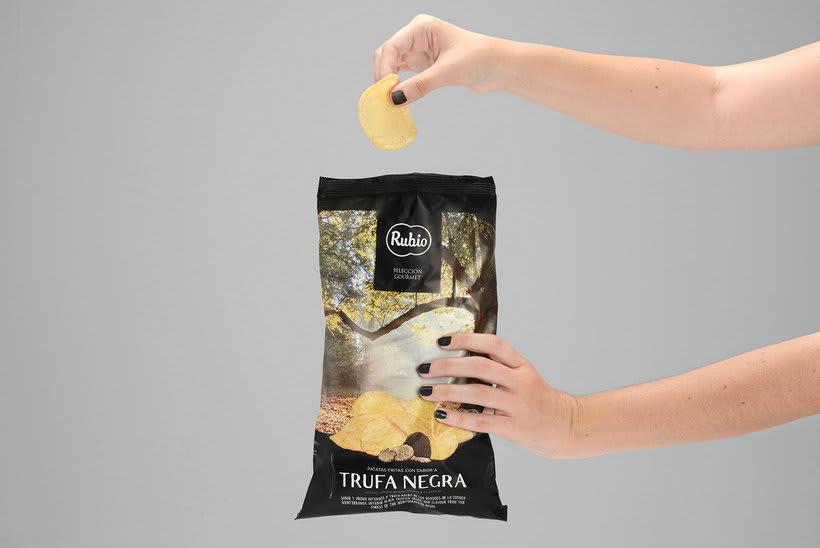Packaging Selección Gourmet Rubio 0