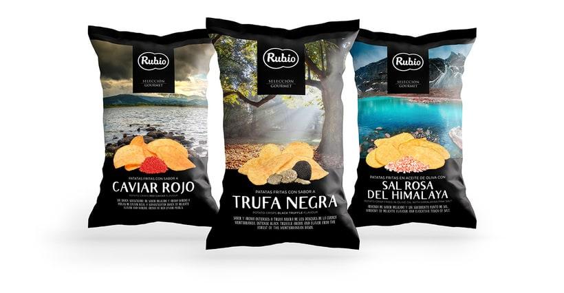 Packaging Selección Gourmet Rubio 2