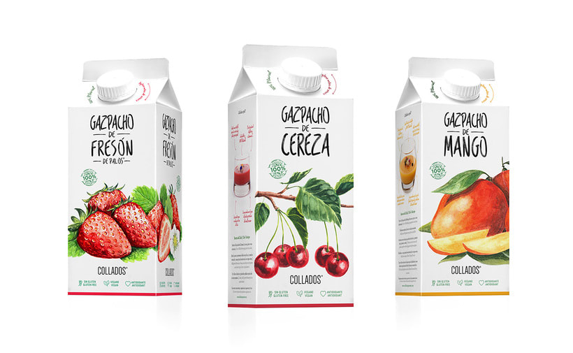 Packaging Gazpacho 0
