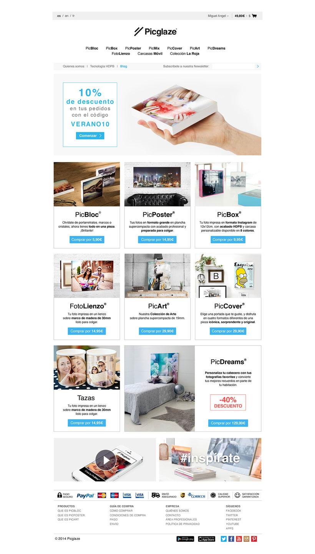 Picglaze.com 3
