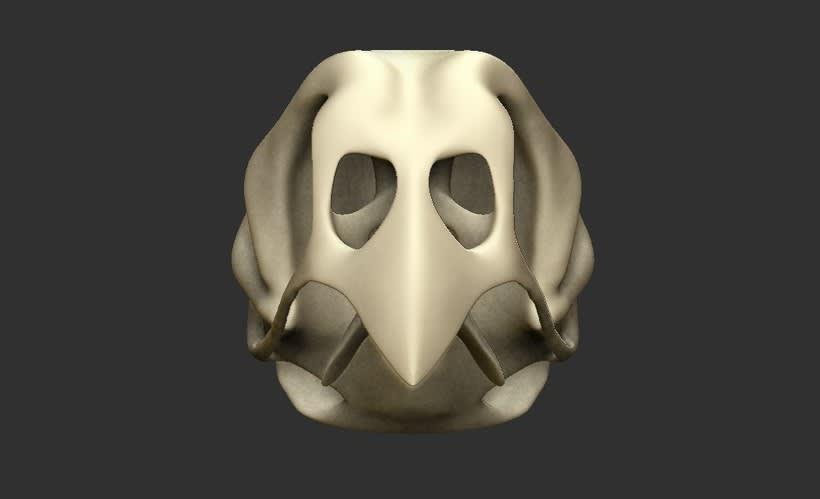 Cráneo de Priolo 5