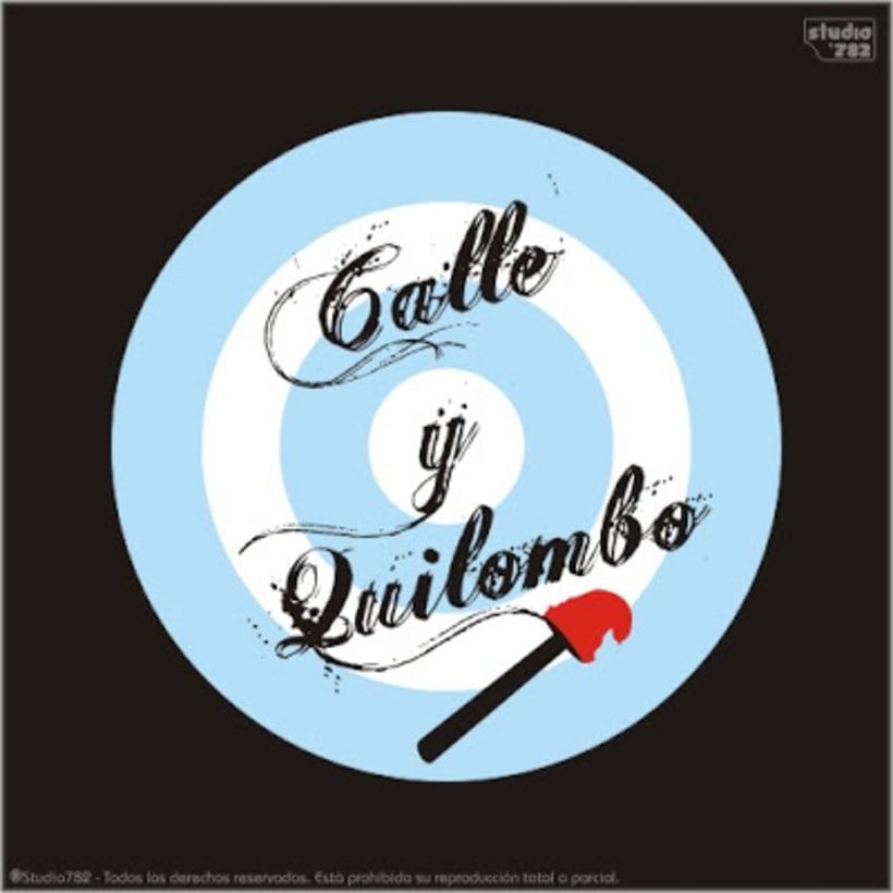 Logo para Calle y Quilombo (programa de radio) -1