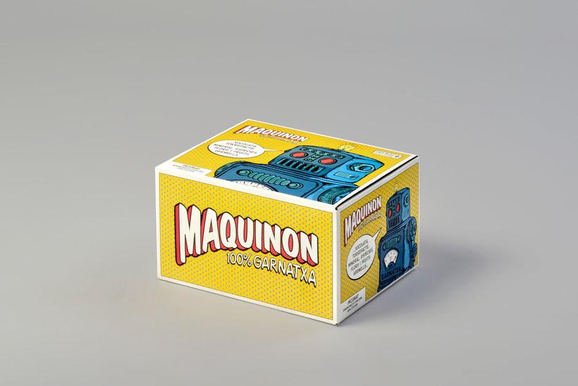 Maquinon 8