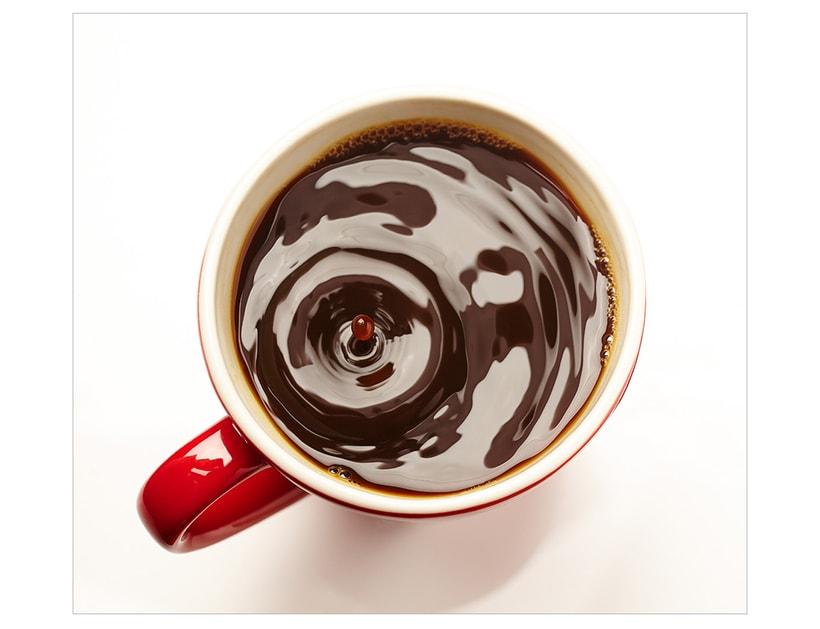Gota de café -1