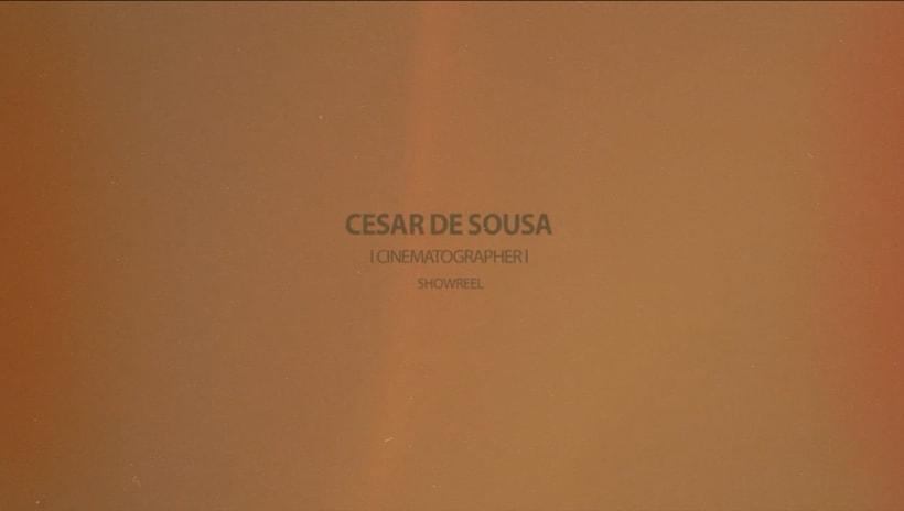 VideoReel - César De Sousa -1