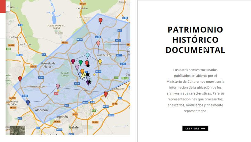 Ruta de Archivos Públicos de la Comunidad de Madrid 1