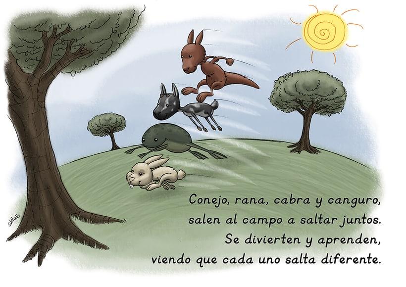 Micro cuentos infantiles 1