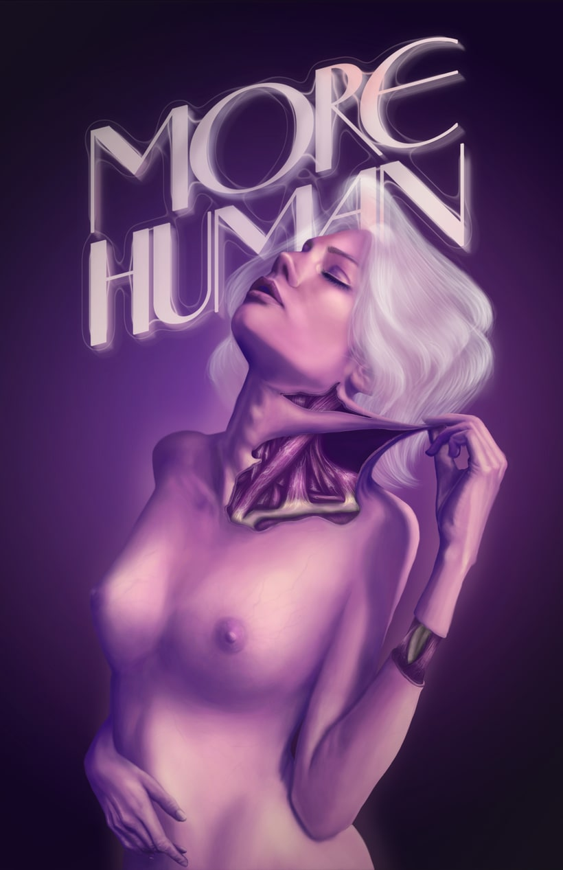 MORE HUMAN -1