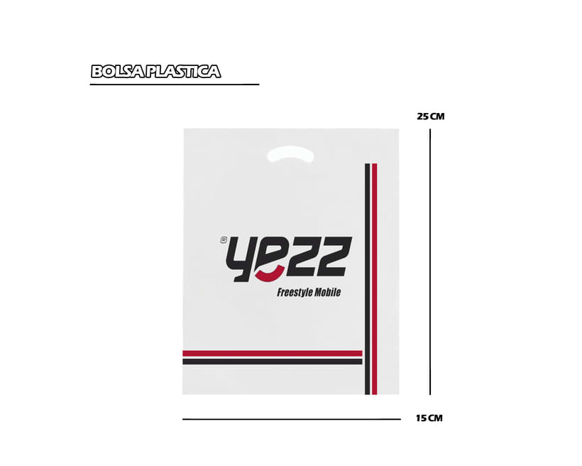 Propuesta para celulares YEZZ 3